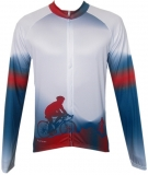 funkier - Long sleeve jerseys for men - Summer - J-581-L