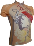 funkier - Short Sleeve Jerseys for women - J-327